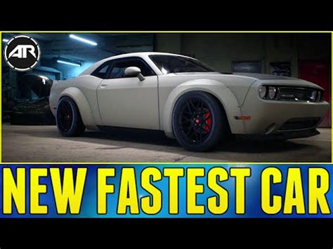Fastest Horsepower Car by Need For Speed New Fastest Car Most Powerful Car 1500