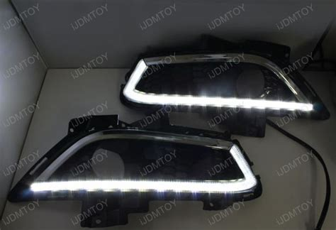 2017 ford fusion fog light kit fit 13 16 ford fusion high power 16 led daytime running