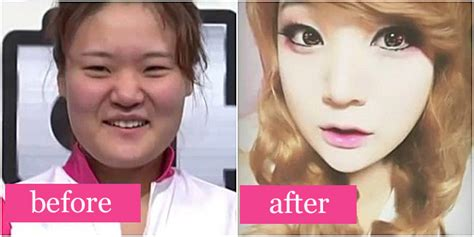 Tutorial Make Up Ala Korea Before After | tutorial make up wanita korea