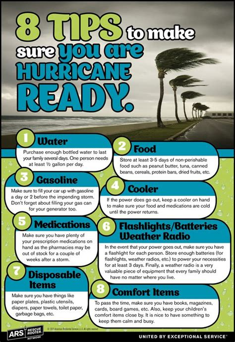 are you hurricane ready hurricane or disaster readiness