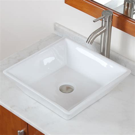 unique sinks elite high temperature grade a ceramic bathroom sink with