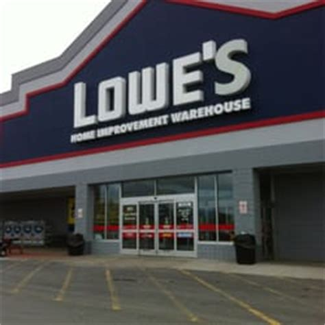 lowes home improvement warehouse of ulster kingston ny