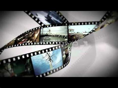 after effects free template film strip after effects template film rolling youtube