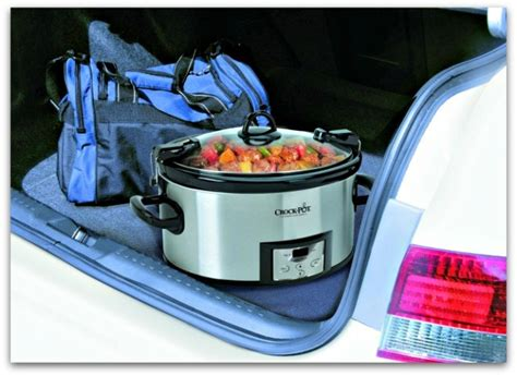 Win A Programmable Crock Pot Cooker by Free Giveaway Enter To Win A Crock Pot Cook Carry