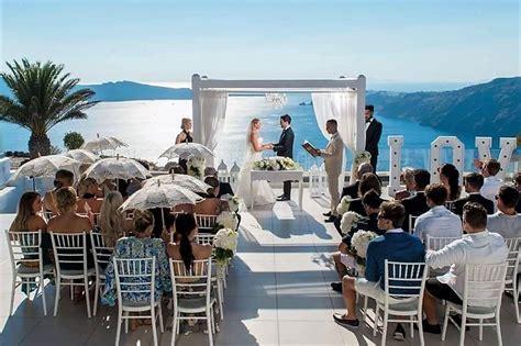 Santorini wedding planner, Weddings, wedding planners in