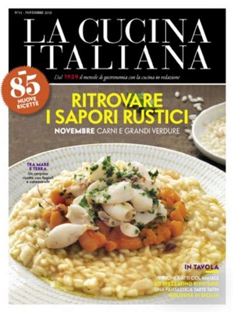 la cucina italiana it la cucina italiana it magazine subscription whsmith
