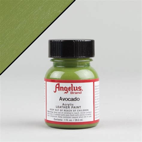 angelus paint midsole angelus leather paint 1oz avocado lab uk