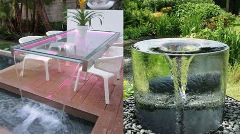 Diy Design Outdoor Fountains Ideas Outdoor Water Design Ideas Diy Outdoor
