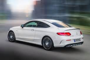 Www Mercedes Amg Mercedes Amg C43 Coupe Revealed The C63 Gets A Baby