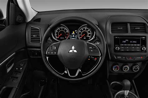 mitsubishi outlander sport 2016 interior 2016 mitsubishi outlander sport reviews and rating motor