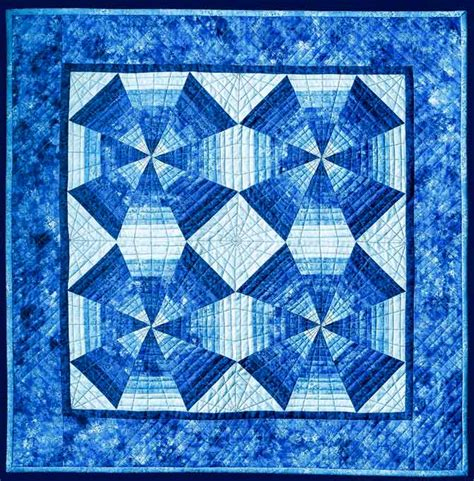 Monochromatic Quilt by How Many Complementary Color Schemes Are There