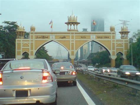 Pintu Gerbang pintu gerbang quot kota darul ehsan quot quot kota darul ehsan quot arch