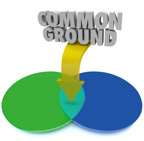How To Find Common Ground With Finding Common Ground With Your Audience Professionally Speaking