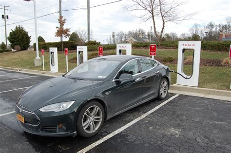 How Does It Take To Recharge A Tesla With Tesla Model S Valet Mode Hides Away All The