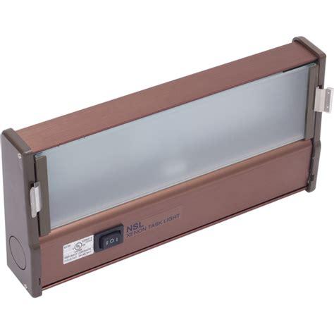nsl xenon task light nsl xtl 1 hw bz 9 quot xenon task light 120v bronze