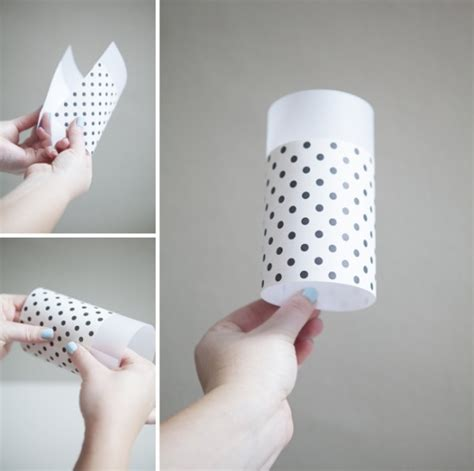 Easy Paper Lanterns To Make - paper vellum lanterns by jen carreiro project