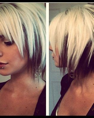 dirty blonde bob hairstyle with peek a boo highlights 25 best ideas about nicole murphy hair on pinterest