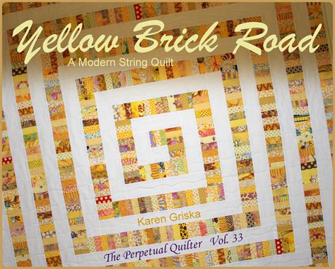 Yellow Brick Road Quilt by 301 Moved Permanently