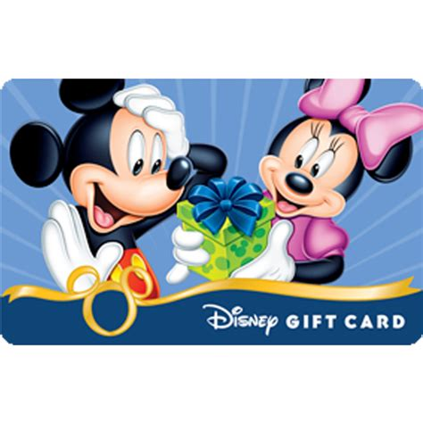 Can You Use Disney Gift Cards For Tickets - your wdw store disney collectible gift card mickey s surprise birthday