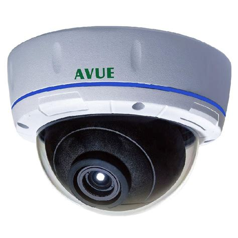 Vandal Proof Cctv avue vandal proof outdoor dome 700 tvl security