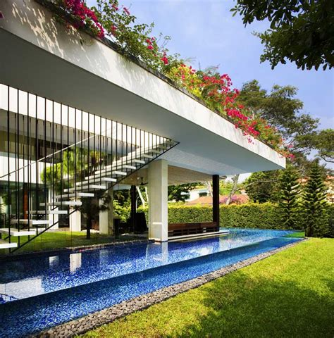 guz architects tangga house singapore home guz architects e architect