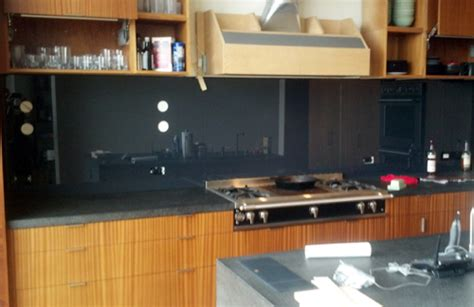 black glass backsplash kitchen greatglazing kitchen black backsplashes glass magazine