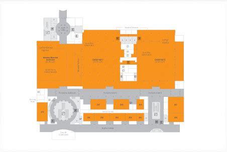 hynes convention center floor plan planners hynes floorplans mcca