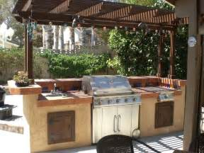 Backyard Built In Bbq Ideas Build A Backyard Barbecue