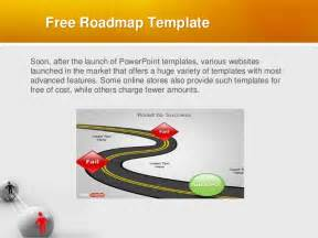 free roadmap templates free roadmap template