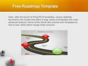 3 year roadmap template free roadmap template
