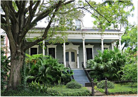 New Orleans Gardens by New Orleans Homes And Neighborhoods 187 Lower Garden District In New Olreans