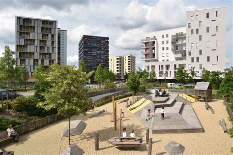 Landscape Architecture La Square De La Bollardiere Playground 01 171 Landscape