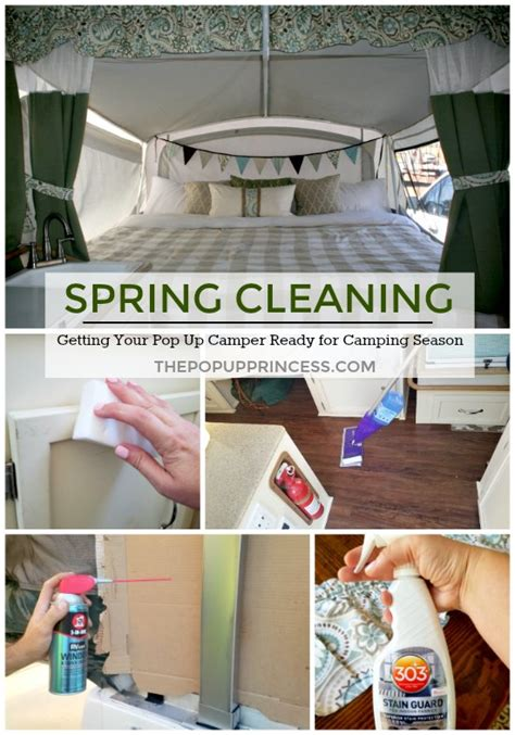 adventures in spring cleaning how to clean out your spring cleaning our pop up cer part two the interior