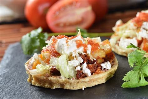 comida mexicana platillos antojitos antojitos mexicanos el horizonte