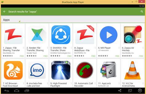 app for pc zapya for pc windows 7 8 8 1 free trickyindia