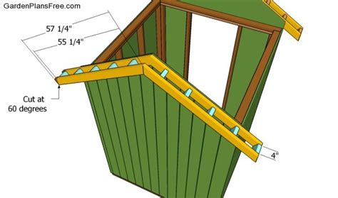 Waterproofing A Shed Roof by Build Storage Shed Make Shed Roof Waterproof