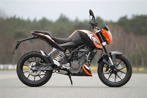 Top Speed Ktm Duke 125 2012 Ktm 125 Duke Picture 436567 Motorcycle Review