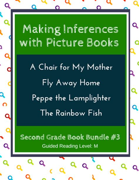 picture books for inferencing inferences with picture books second grade book