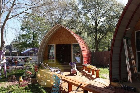 prefab cabins mexico these prefab arched cabins provide cozy homes for 10k