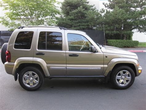 2007 Jeep Liberty Limited 2007 Jeep Liberty Limited 4wd Moonroof Excellent Cond