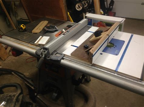 Ridgid Table Saw R4512 by Router Table In Ridgid R4512 Table Saw By Cgrooms