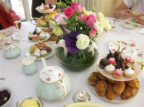 how to decorate a table for a tea party afternoon tea parties party perth antiquitea 50th birthday