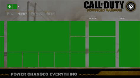 change home layout xbox one custom backgrounds feature now available on xbox one with
