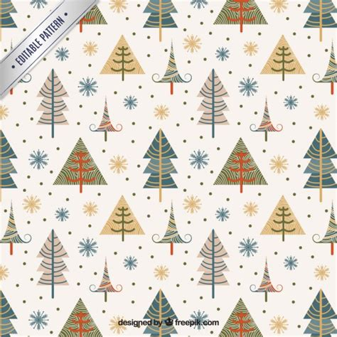 abstract tree pattern abstract christmas tree pattern vector premium download