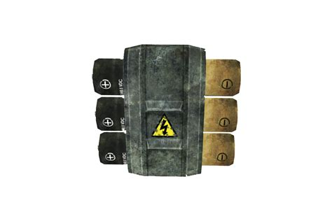 energy cell fallout  vegas  vault fallout wiki