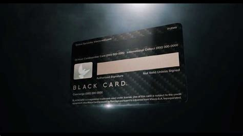 who makes the black card black card made of stainless steel
