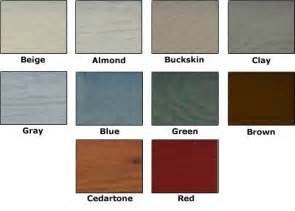 cedar stain colors cedar shiplap options lancaster county barns