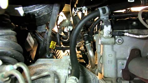2010 chevy traverse power steering replacement youtube enclave steering gear removal part 1 youtube