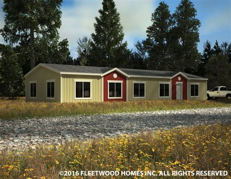 waverly crest 28683w fleetwood homes