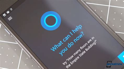 cortana android cortana for android home button support arrives in beta pocketnow